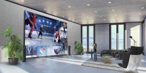 LG bán TV DVLED khổng lồ nặng 900kg, giá 38 tỷ đồng