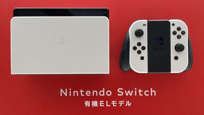 Lo dien nhung anh chup doi thuc cua Nintendo Switch OLED tai Nhat 3 Game Cuối