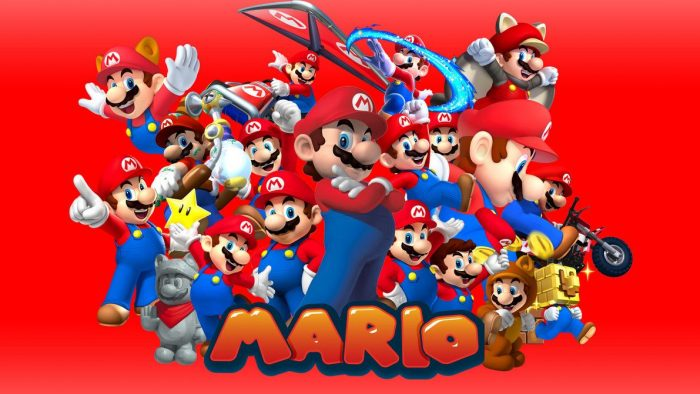 Mario thuc su bao nhieu tuoi 5 Game Cuối