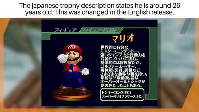 Mario thuc su bao nhieu tuoi Game Cuối