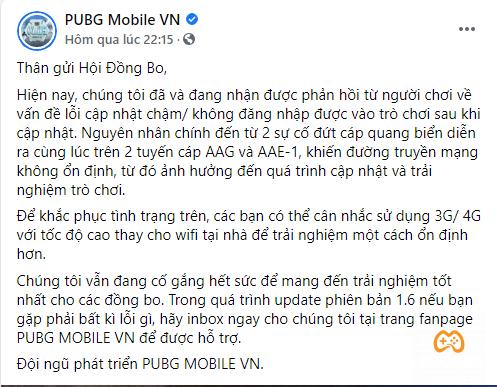 PUBG mobile cap quang Game Cuối
