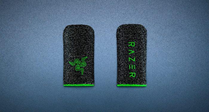 Razer ra mat bao deo ngon tay gaming Finger Sleeves 2 Game Cuối