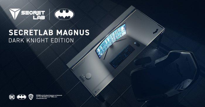 Secretlab ban choi game phien ban Hiep si bong dem Batman 4 Game Cuối
