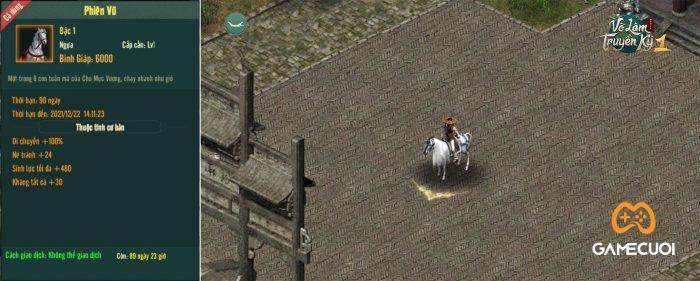 Ngựa Phiên Vũ