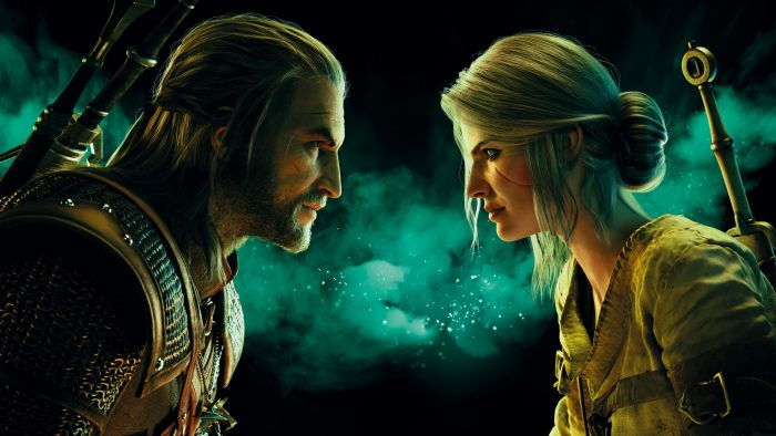 Xuat hien nuoc tang luc nhan hieu The Witcher Game Cuối