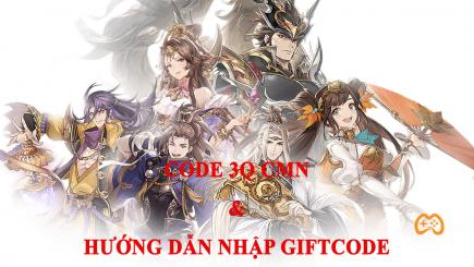 999 Code 3Q CMN độc quyền mới nhất và hướng dẫn nhập giftcode