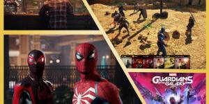 Điểm danh 4 tựa game Marvel mới sẽ phát hành trong thời gian tới