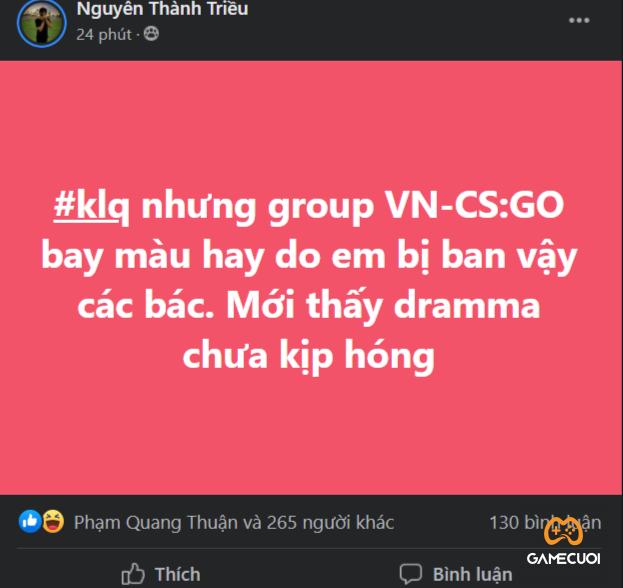 group CsGO baymau 2 1 Game Cuối