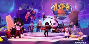 Cộng đồng game Việt Nam háo hức chờ đón tựa game phép thuật thẻ bài đấu tướng mới có tên ASPO World