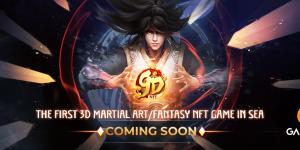 9D NFT – Game NFT kiếm hiệp 3D đầu tiên trên blockchain?