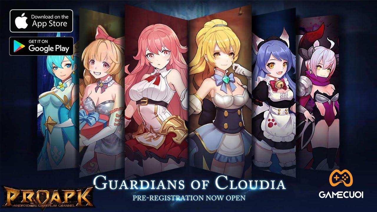 """Hướng dẫn """"vượt biên"""" trải nghiệm sớm tựa game Cloud Song VNG: Vân Thành Chi Ca bản nước ngoài"""