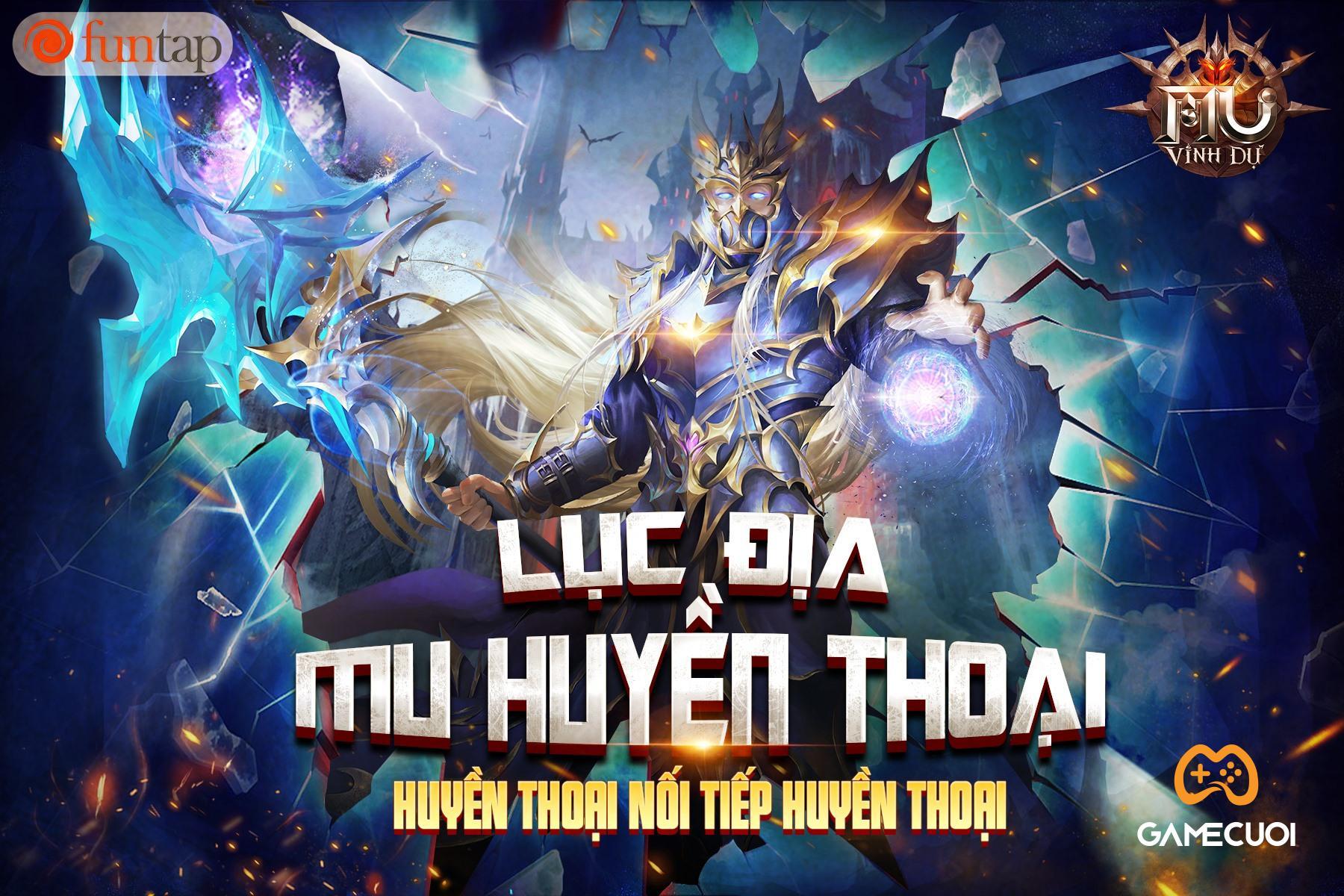 Vinh Diệu Đại Thiên Sứ sẽ được FunTap phát hành tại Việt Nam với tên MU Vinh Dự vào tháng 10/2021