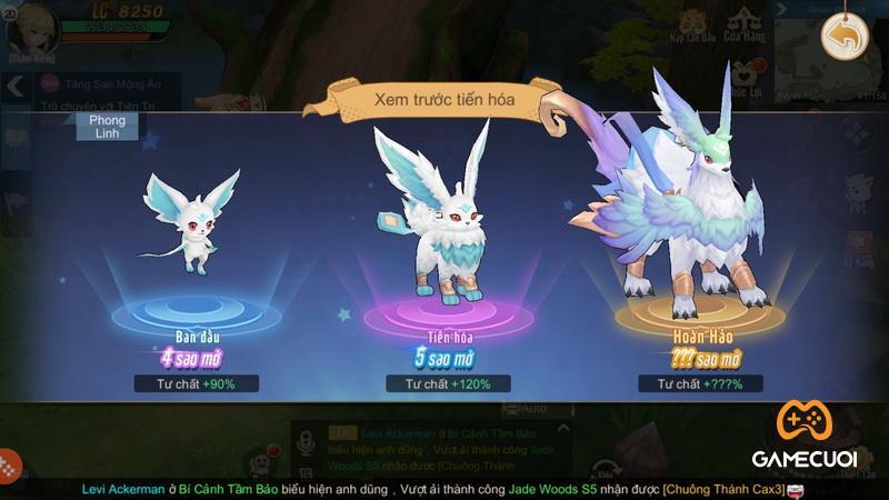 """Cloud Song VNG: """"Bày binh bố trận"""" với đội hình Pet thích hợp cho từng class"""