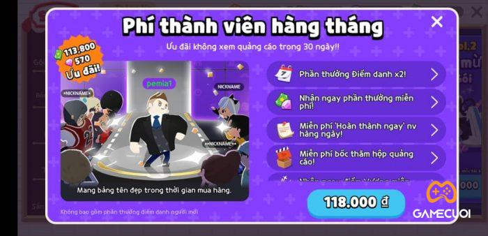 thanhvien playtogether 1 Game Cuối