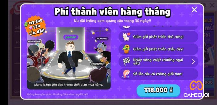 thanhvien playtogether 2 Game Cuối
