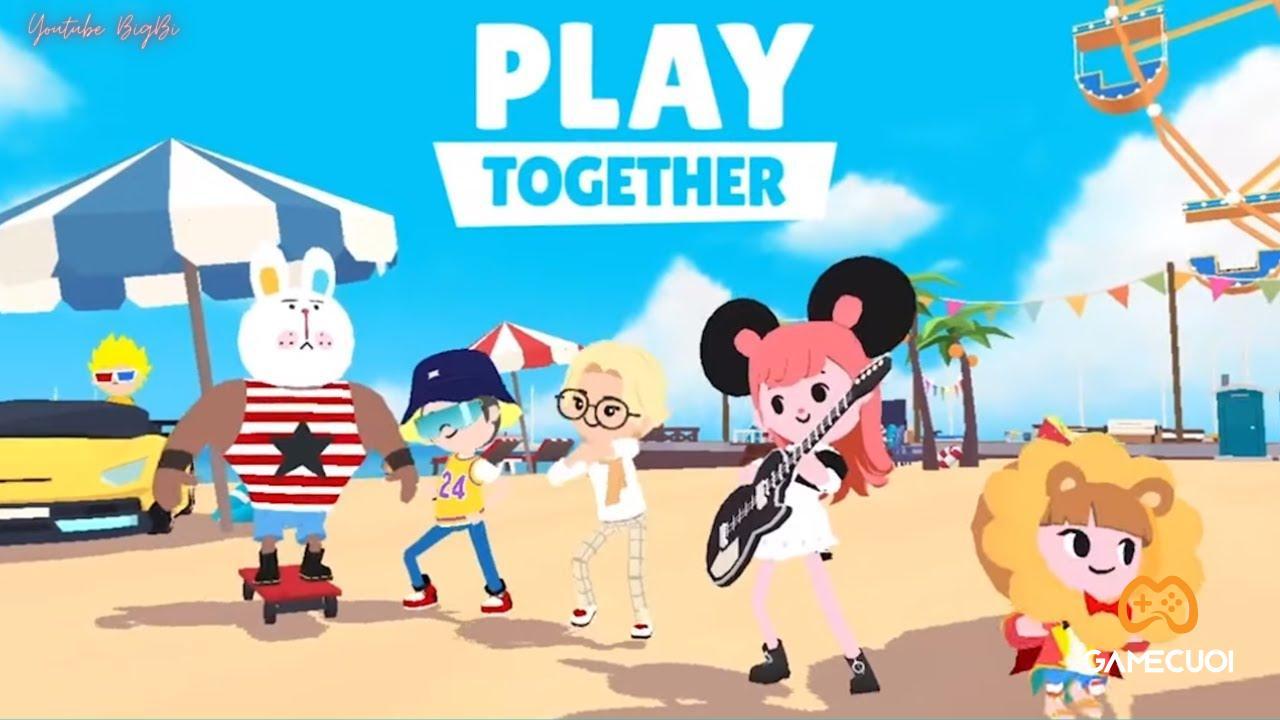 Hướng dẫn mở khóa các điệu nhảy trong Play Together