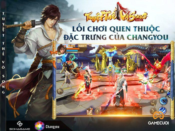 tuyet the vo song 1 Game Cuối