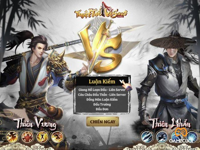 tuyet the vo song 2 Game Cuối
