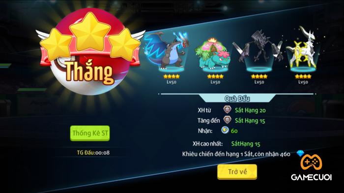 4 3 Game Cuối