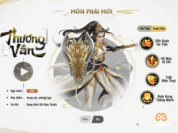 Võ Lâm Truyền Kỳ 1 Mobile bật mí toàn cảnh phiên bản mới