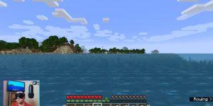 """""""Cao thủ"""" Minecraft bịt mắt hoàn tất game chỉ trong 34 phút"""