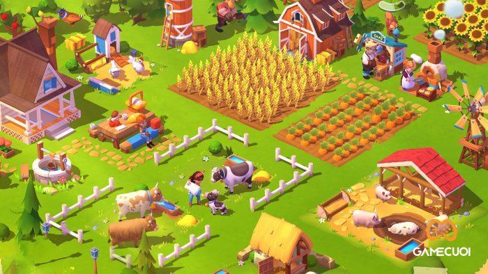 FarmVille3 3 Game Cuối