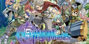 Game mobile Square Enix x Hiro Mashima's Gate of Nightmares ra mắt vào ngày 26 tháng 10