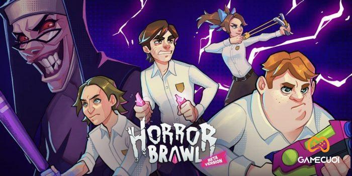 Horror Brawl 6 Game Cuối