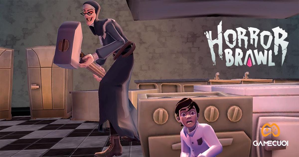 Horror Brawl – Game kinh dị mùa Halloween