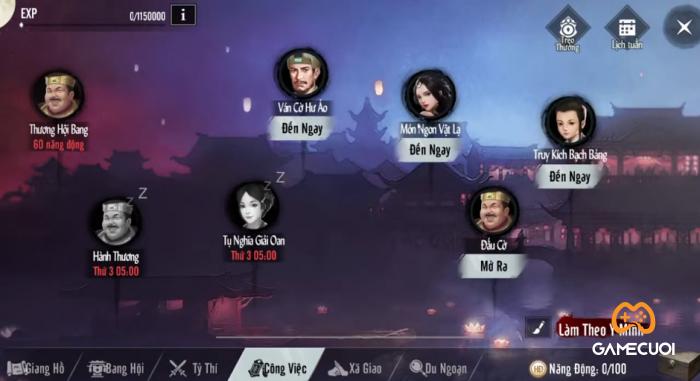 NMGH 4 Game Cuối