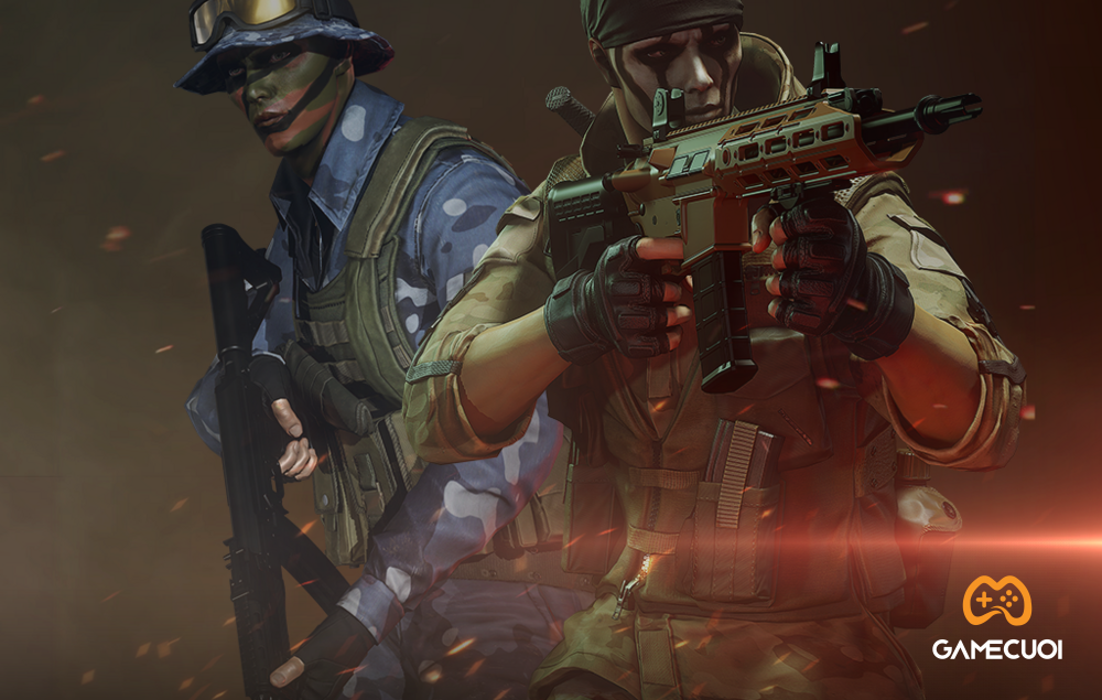 Đột Kích: Xuất hiện nhân vật mới Nymph-Seaside và Navy SEAL-Reborn