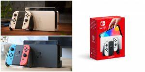 Nintendo Switch OLED: 10 cải tiến và thay đổi đáng chú ý nhất so với máy gốc