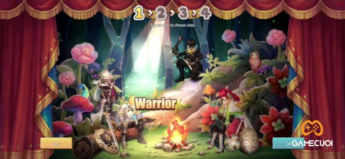 Sprite Fantasia 2 Game Cuối