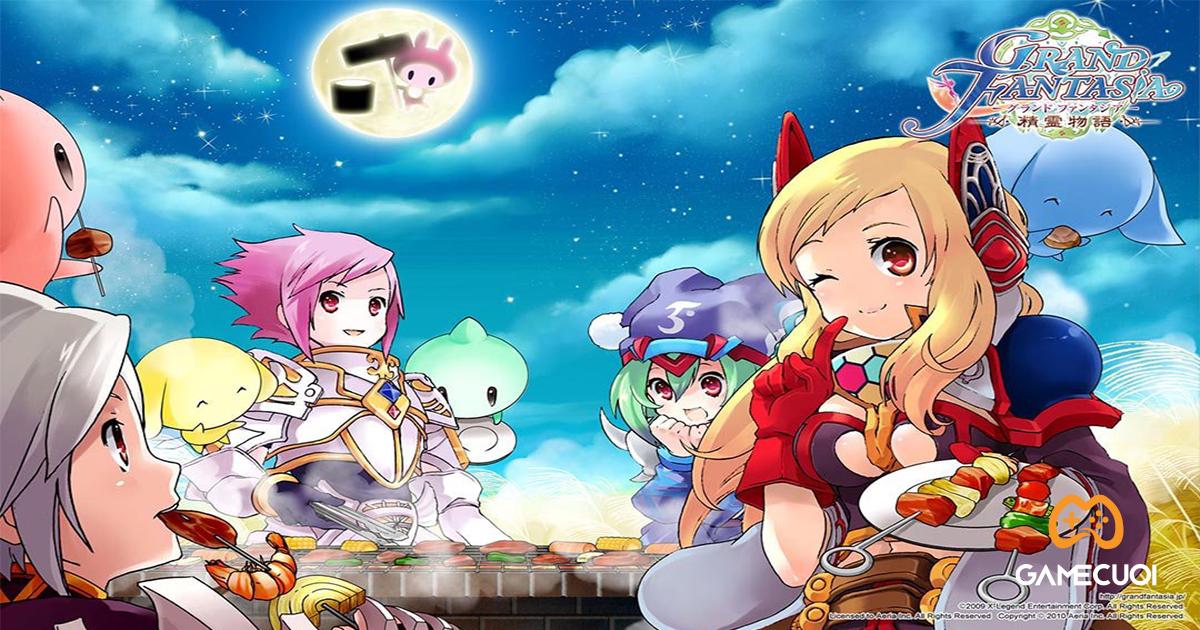 Game MMORPG Sprite Fantasia chính thức phát hành vào ngày 19 tháng 10