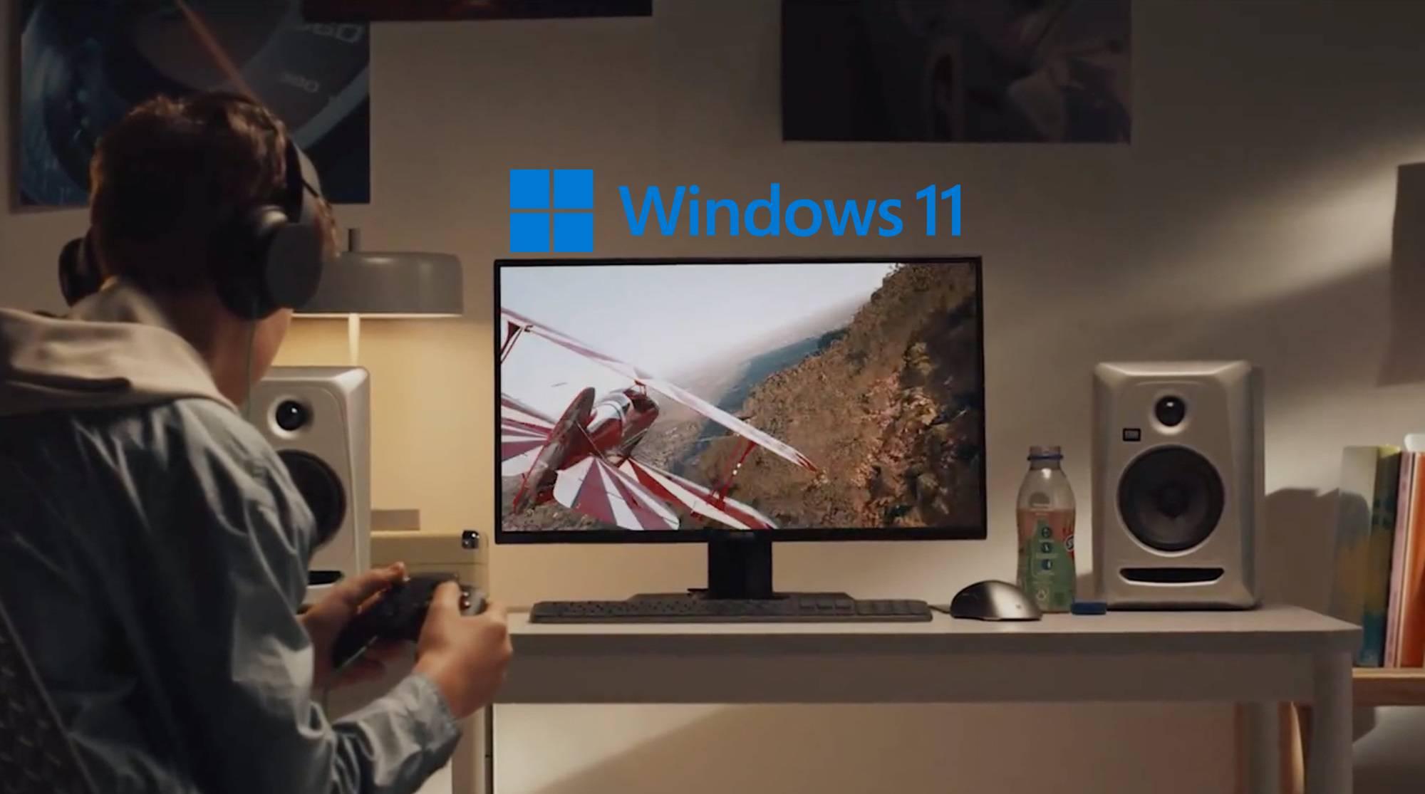 Chú ý: Windows 11 có thể giảm hiệu suất gaming đến 28% trên PC lắp sẵn