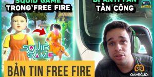 Squid Game Vào Free Fire Sẽ Ra Sao?