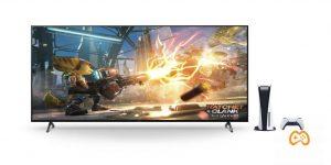 """Sony giới thiệu hai tính năng độc quyền biến TV BRAVIA XR™ thành lựa chọn """"Hoàn hảo cho PlayStation®5"""""""