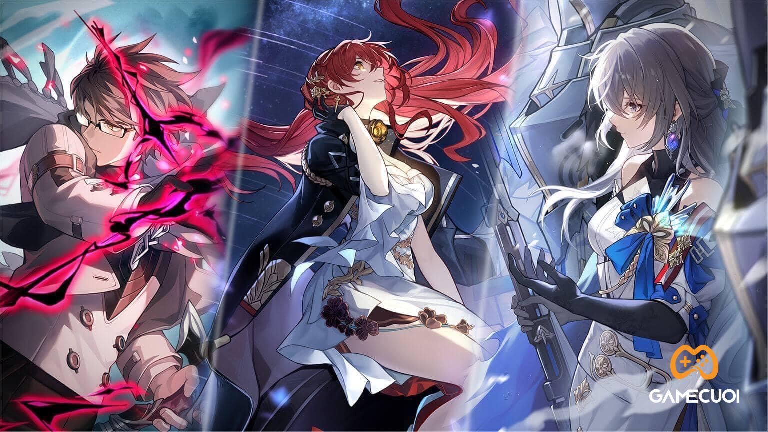 """Tiếp nối thành công, """"Cha đẻ"""" Genshin Impact hé lộ tựa game hoàn toàn mới Honkai: Star Rail"""